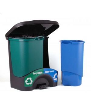 سلة فصل القمامة